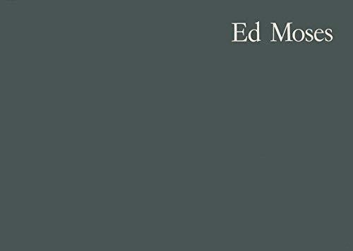 9780962427121: Ed Moses