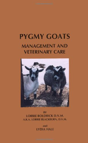 9780962453137: Pygmy Goats: Management And Veterinary Care