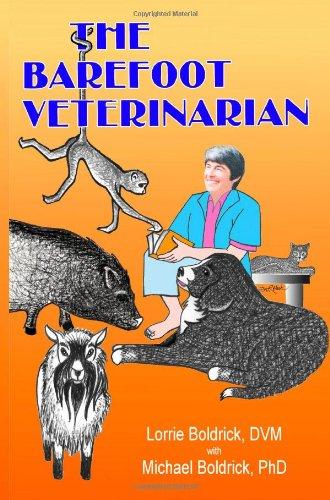 9780962453144: The Barefoot Veterinarian