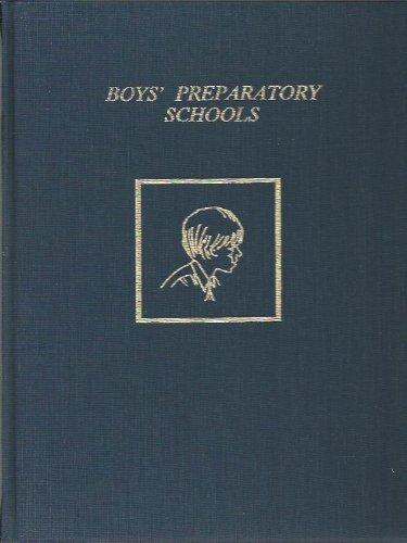 Boys' Preparatory Schools: A Photographic Essay: Briston, Patrick, Weidner, Dennis