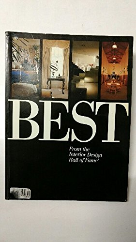 "9780962459665: Best from the ""Interior Design"" Magazine Hall of Fame"