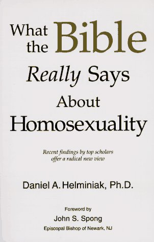 9780962475191: What the Bible Really Says About Homosexuality
