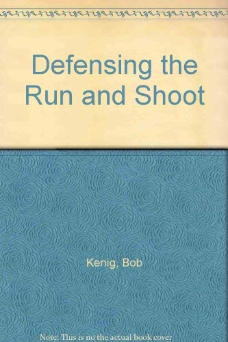9780962477959: Defensing the Run and Shoot