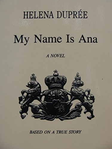 My Name Is Ana: Dr. Lori M.