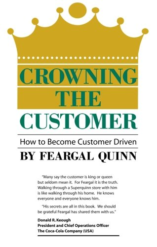 9780962480836: Crowning the Customer