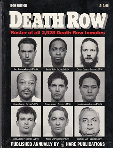 Death Row: Roster of All 2,928 Death Row Inmates (1995 Edition): Gerald Mortimer