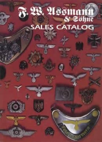 9780962488337: F.W. Assmann & Sohne Sales Catalog