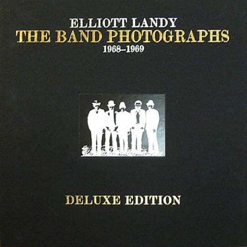 9780962507366: The Band Photographs, 1968-1969 Deluxe Edition