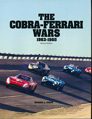 9780962509308: The Cobra-Ferrari Wars 1963-1965