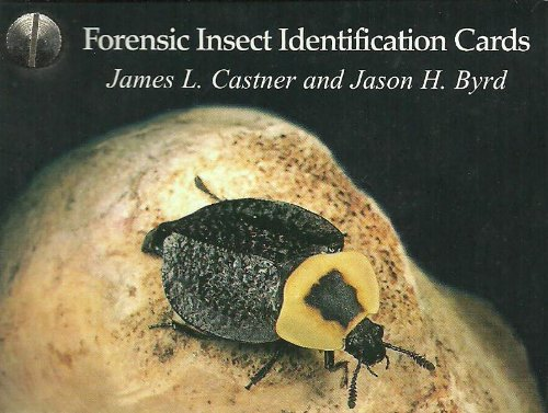 Forensic Insect Identification Cards (grommet & screwpost: Castner, James L.;