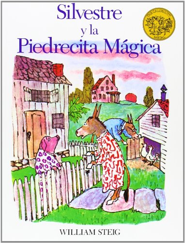 9780962516276: Silvestre Y La Piedrecita Magica / Sylvester and the Magic Pebble
