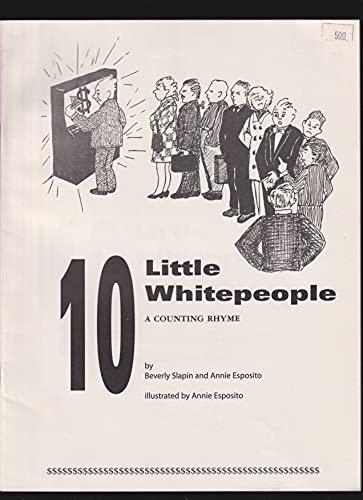 9780962517549: 10 Little Whitepeople