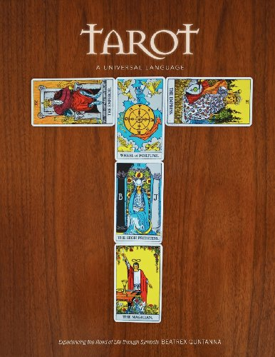 9780962529207: Tarot: A Universal Language: A Glossary of The Tarot and Its Symbols