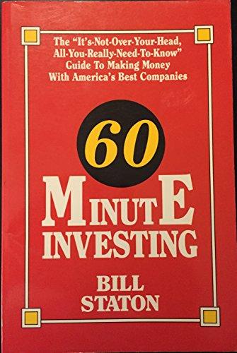 9780962532306: 60 Minute Investing