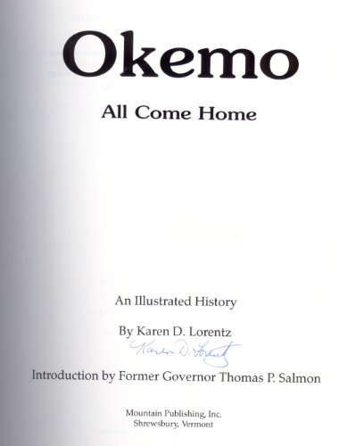 Okemo, All Come Home: An Illustrated History