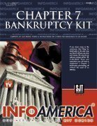 9780962545634: Chapter 7 Bankruptcy Kit: Complete Kit: Electronic Forms & Instructions on Cd-Rom for Windows 95 or Higher