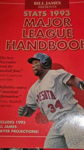9780962558160: Bill James Presents Stats 1993 Major League Handbook (STATS MAJOR LEAGUE HANDBOOK)