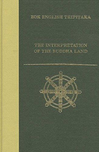 The Interpretation of the Buddha Land (Hardback): Bandhuprabha