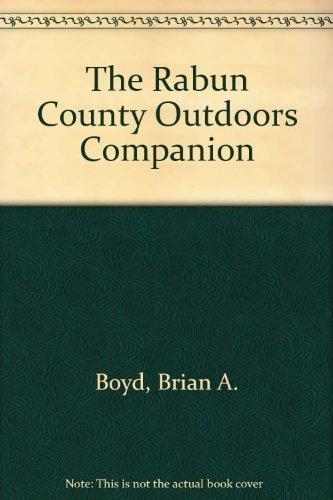9780962573774: The Rabun County Outdoors Companion