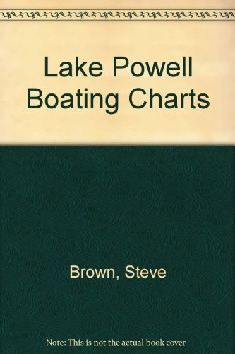 9780962576607: Lake Powell Boating Charts