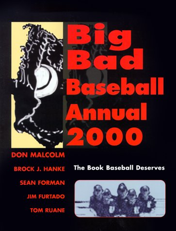 The 2000 Big Bad Baseball Annual
