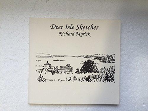 9780962585104: Deer Isle sketches