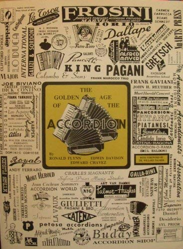 9780962589904: The golden age of the accordion