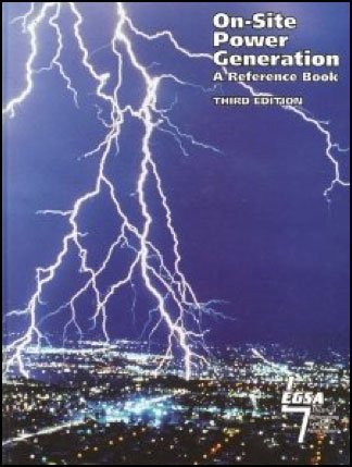 9780962594939: On-Site Power Generation: A Reference Book