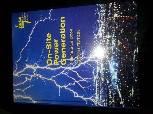 9780962594946: On-Site Power Generation: A Reference Book