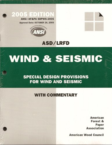 Wood Design Package 2005: AWC