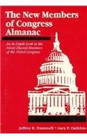 9780962613432: The New Members of Congress Almanac