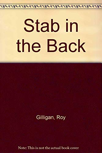 Pat Riordan Mysteries: Stab in the Back: Roy Gilligan