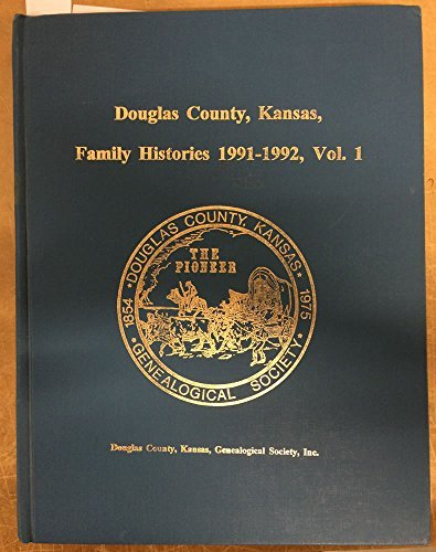 Douglas County, Kansas, Family Histories, 1991-1992