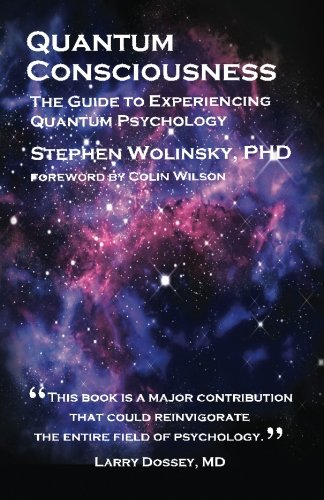 9780962618482: Quantum Consciousness: The Guide to Experiencing Quantum Psychology