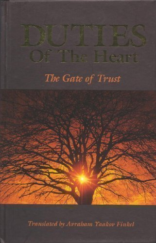 The Duties of the Heart