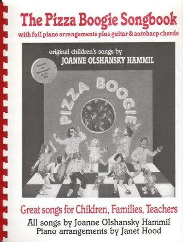 9780962623905: Pizza Boogie Songbook