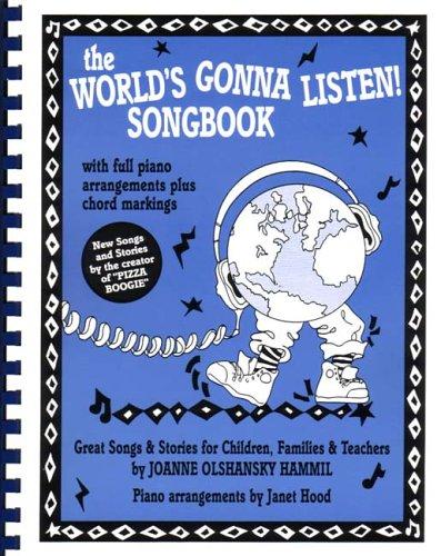 9780962623936: The World's Gonna Listen! Songbook
