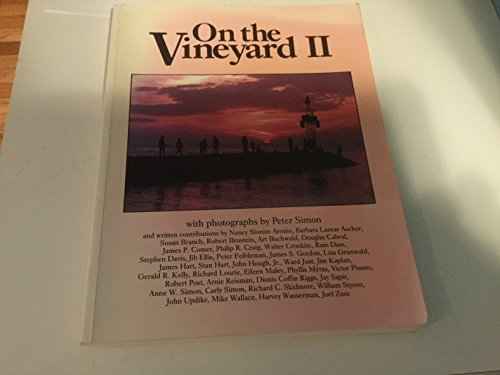 On the Vineyard III 3 Three: Peter Simon