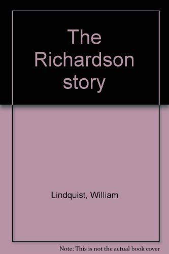 The Richardson Story: Comfort and Sport Afloat in Richardson Boats: Lindquist, William