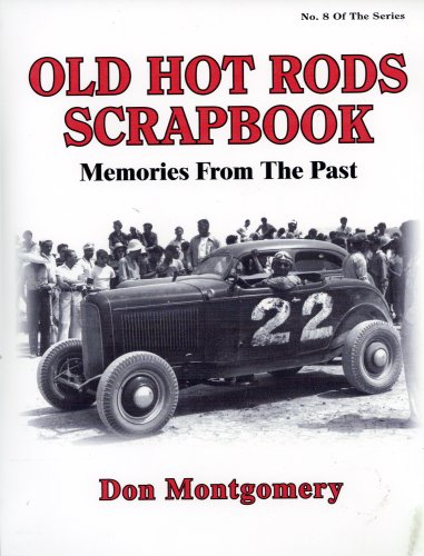 9780962645471: Old Hot Rods Scrapbook