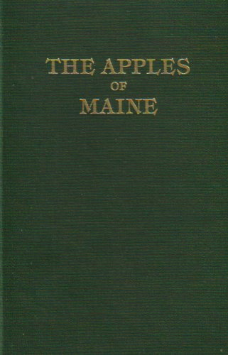9780962651410: The Apples of Maine