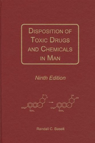 9780962652387: Disposition of Toxic Drugs and Chemicals in Man