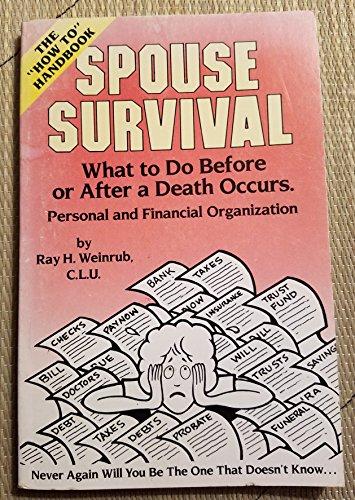 9780962672606: Spouse Survival Handbook