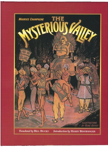 9780962685460: The Mysterious Valley