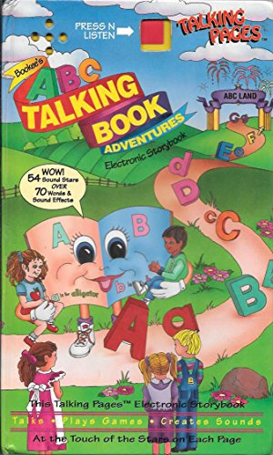 9780962700101: Bookee's ABC talking book adventures (Talking pages)
