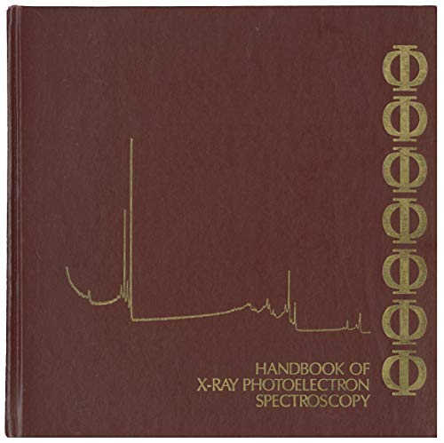 9780962702624: Handbook of X Ray Photoelectron Spectroscopy (P/N 624755)