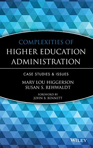9780962704277: Complexities of Higher Education Administration: Case Studies and Issues