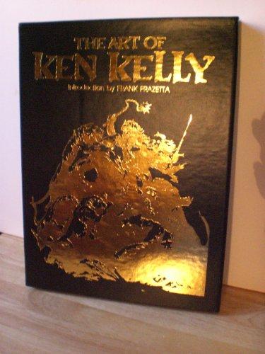 9780962715426: THE ART OF KEN KELLY. [Hardcover] by Kelly, Ken.
