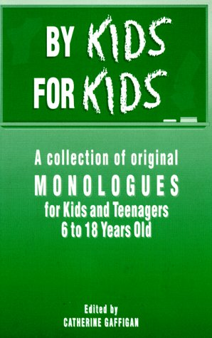 By Kids, for Kids: A Collection of