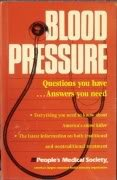 Blood Pressure: Questions You Have.Answers You Need: Weiner, Ed; Staff